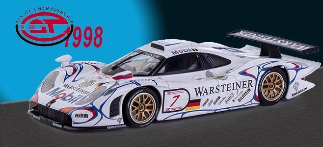 PORSCHE 911 GT1 98 EVO