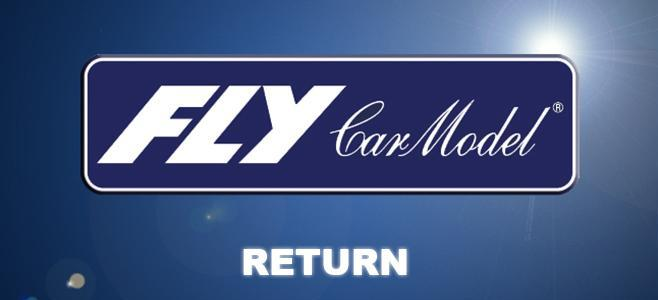 FLY CAR MODEL RETURN