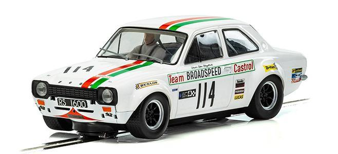 FORD ESCORT MK1 BROADSPEED SCALEXTRIC