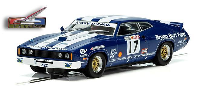 ford falcon xc bathurst 78 scalextric