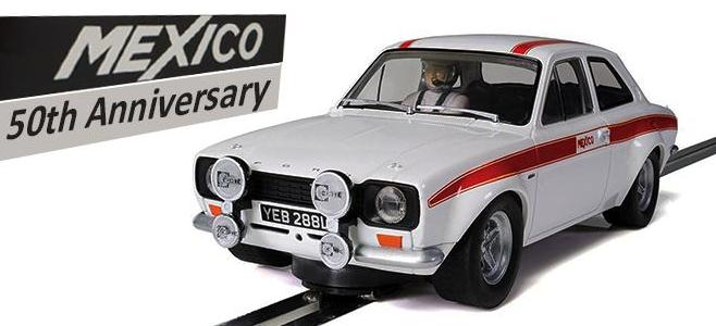 FORD ESCORT MK1 MEXICO SCALEXTRIC