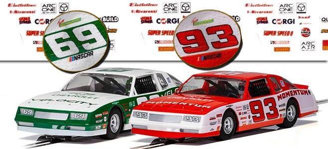 CHEVY MONTE CARLO NASCAR SCALEXTRIC