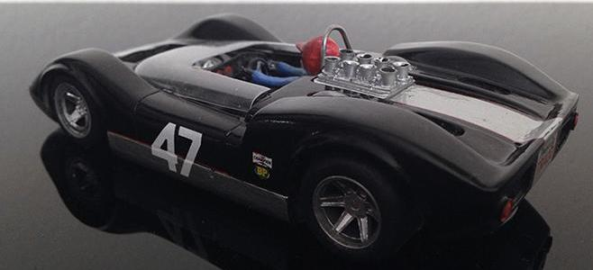 ELVA MCLAREN THUNDERSLOT PREVIEW