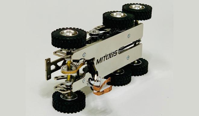 CHASSIS 6X6 MITOOS