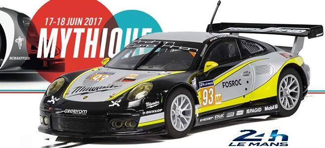 PORSCHE 911 RSR LM 2017 SALEXTRIC