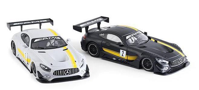 AMG GT3 TEST NSR