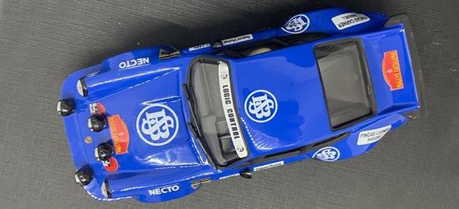 PORSCHE 911 CARRERA CABA SCALEXTRICPASSION