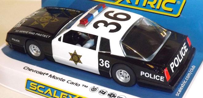 CHEVY MOTECARLO POLICE MRE