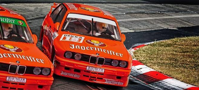BMW JAGERMEISTER SCALEXTRIC