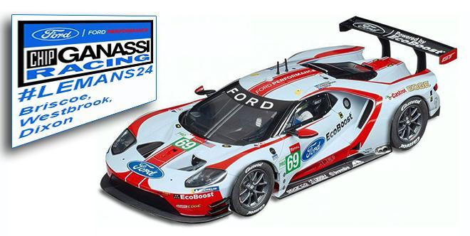 FORD GT CHIP LM 19 CARRERA