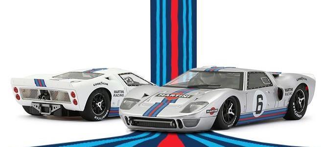 FORD GT40 MKI MARTINI NSR