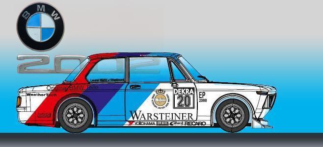 BMW 2002 PREVIEW BRM