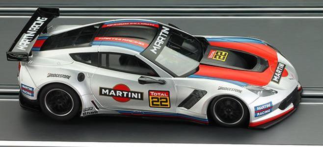 corvette c7r martini nsr