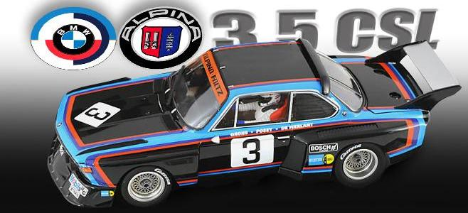 BMW ALPINA 3.5 CSL CARRERA