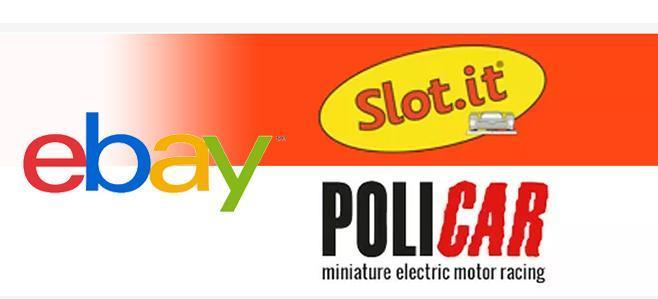 EBAY SLOTIT POLICAR