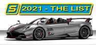 SCALEXTRIC 2021 THE LIST