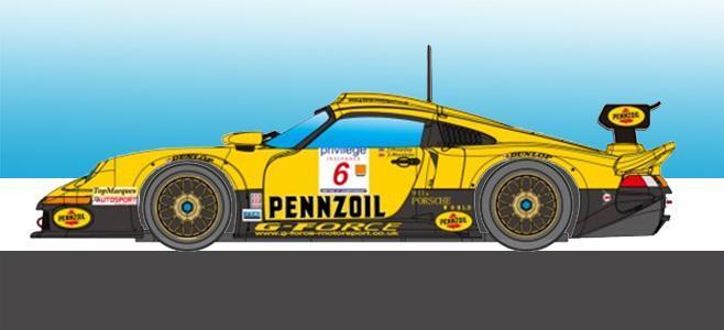 911 GT1 PENNZOIL PREVIEW REVOSLOT