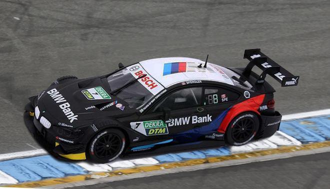 BMW M4 DTM SPENGLER CARRERA