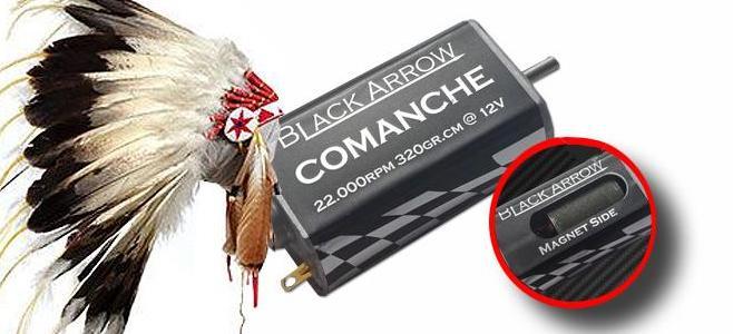 COMANCHE BLACK ARROW