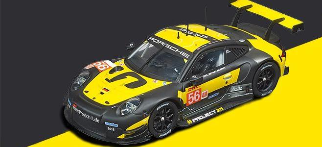 911 RSR PROJECT 1 CARRERA 124