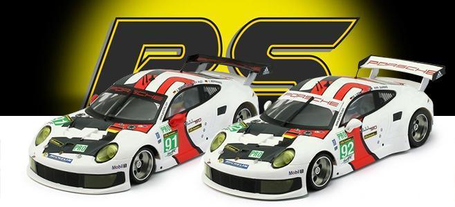 PORSCHE 911 RSR RS SCALEAUTO