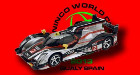 ninco world cup 2013 spain