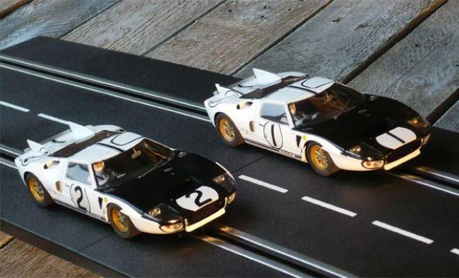 FORD MKII LM 1965 / LE MANS MINIATURES