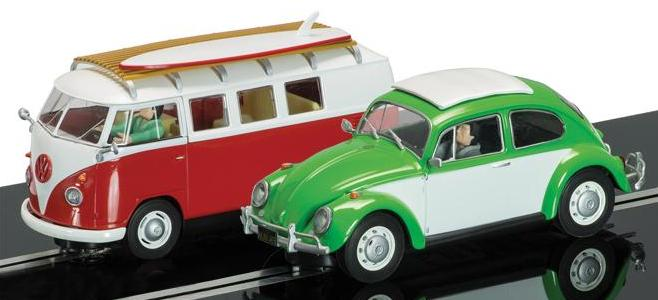 SAND & SURF VW SCALEXTRIC