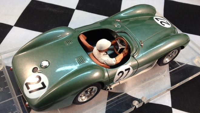 ASTON MARTIN DB3S LE MANS 1953 MTS