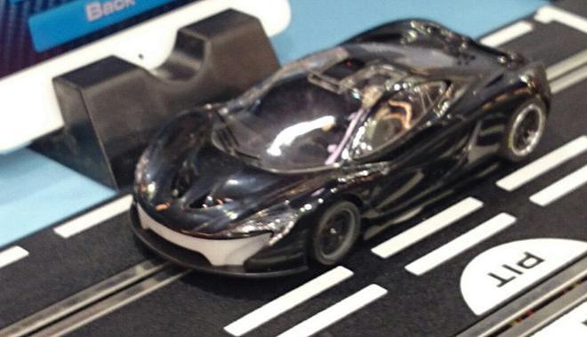 SCALEXTRIC HORNBY NUREMBERG PREVIEW
