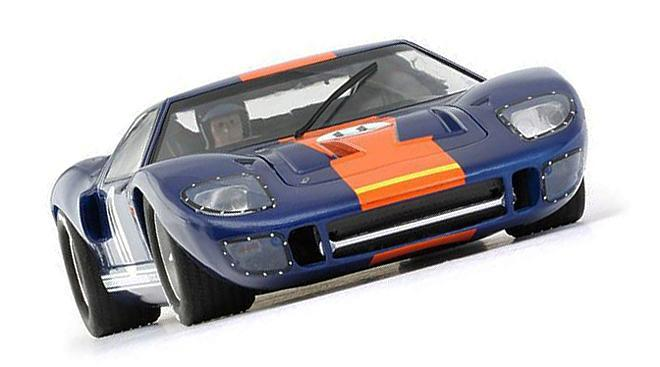 FORD GT40 DAYTONA GULF SLOT.IT