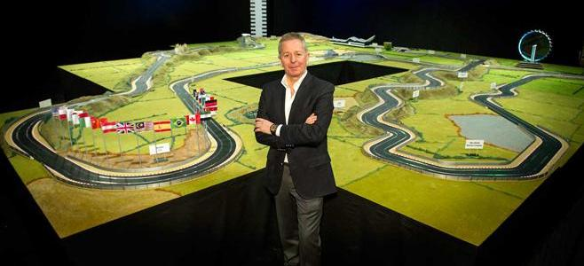 ULTIMATE TRACK BRUNDLE SCALEXTRIC