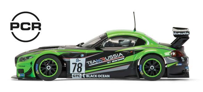 BMW Z4 GT3 TEAM RUSSIA SCALEXTRIC