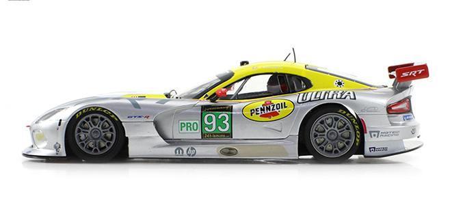 SRT VIPER GTS LM 2013 93 SCALEAUTO