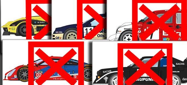 SCALEXTRIC HORNBY 2016 RANGE CHANGES