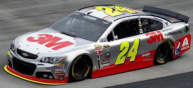 NASCAR 124 PRS