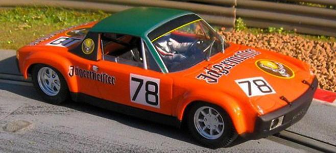 PORSCHE 914 6 NURBURGRING JAGERMEISTER SRC