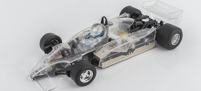 RENAULT RS10 DIAMOND SLOT RACING COMPANY