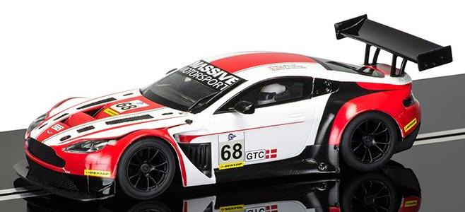 ASTON MARTIN VANTAGE GT3 ELMS SCALEXTRIC