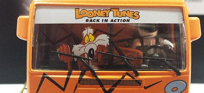 MAN LOONEY TUNES FLYSLOT