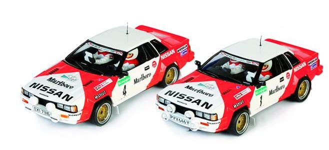 NISSAN 240RS RALLY ECI MARALIC