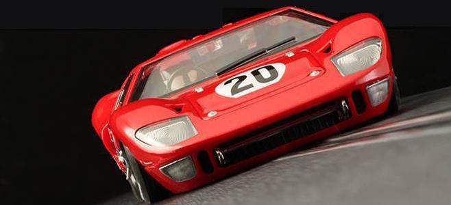 FORD GT40 CARDOSO NSR