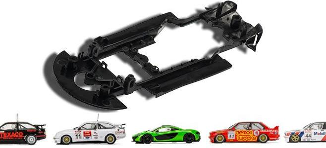 PCR CHASIS FREE SUPERSLOT HORNBY