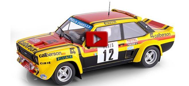 FIAT 131 ABARTH M.MOUTON SCX