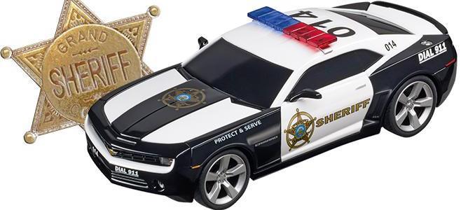 CAMARO SHERIFF CARRERA