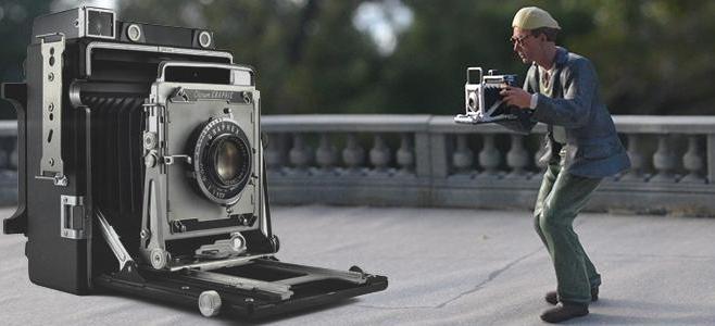 GRAFLEX PHOTOGRAPHER IMMENSE