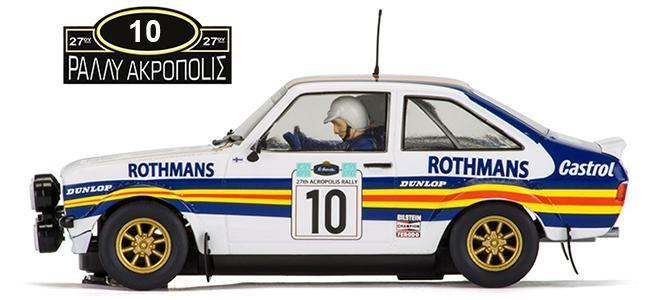 FORD ESCORT RS1800 VATANEN SCALEXTRIC