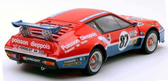 ALPINE A310 TEAM SLOT