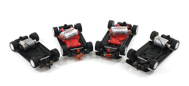 CHASSIS SCALEAUTO RS200 METRO