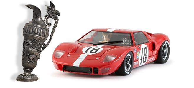 FORD GT40 LE MANS 1967 SLOTIT